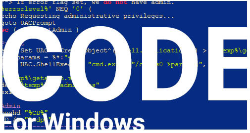 Web Restriction Script For Windows