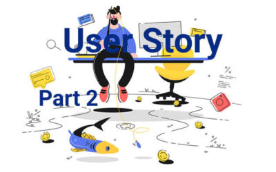 Project creating: User Story  (2/3)